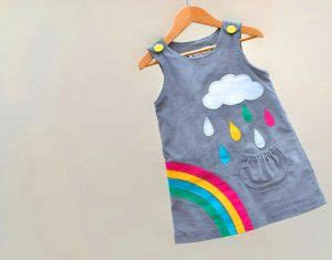 Childrens Handmade Clothes - whimsical and fanciful handmade clothing for new