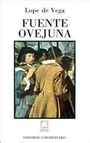 libro fuente ovejuna drama classics fuenteovejuna lope de vega libros recomendados para leer los m 225 s le 237 dos