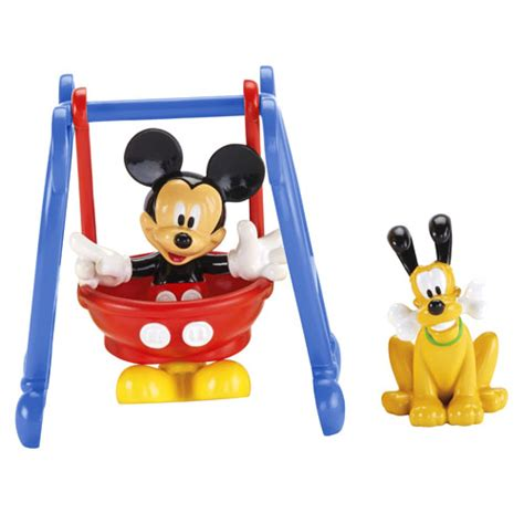 mickey mouse swing set pin swing sets colouring p on pinterest