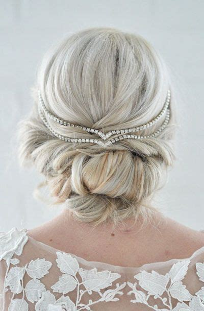 Wedding Hairstyles Updos With Headband by 25 Best Ideas About Updo With Headband On
