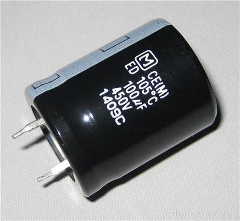 panasonic ts ed 450v 100uf capacitor lcdalternatives