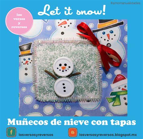 apreciamos un rbol de navidad hecho de nieve en su inferior con manualidades infantiles mu 241 ecos de nieve sencillos para