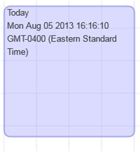 javascript format date for display display today s date on dashboard using javascript