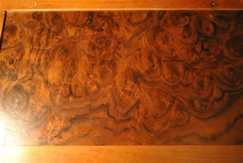 cherry  black walnut burl dresser valet  snspencer