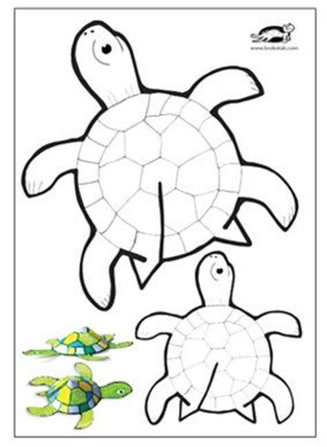 tortoise pop up card template tortue 3d 아동미술 최고의 어린이 공예 거북이 여름 아이디어