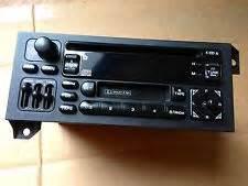 1997 jeep wrangler radio ebay