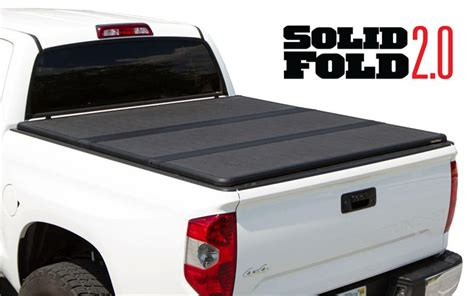 Bed Cover Edelweis California Toyota Tacoma Extang Solid Fold 2 0 Tonneau Cover