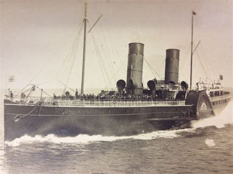 steam boat victoria file isle of man steam packet company paddle steamer queen