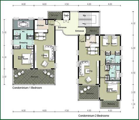 condominium floor plan 1 bedroom condominiums at premburi mae rim valley chiang