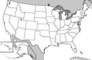 usa states map without names www proteckmachinery