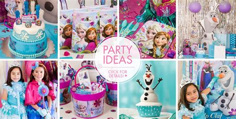 frozen party ideas for 7 year old girl unique kids frozen party supplies frozen birthday party ideas
