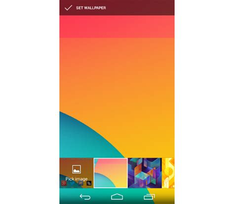 wallpaper keren android kitkat 안드로이드 4 4 킷캣을 완성하는 사소한 변화들 itworld korea
