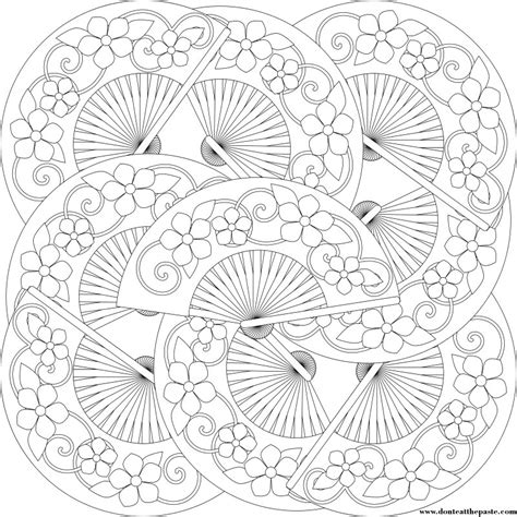 don t eat the paste fan coloring pages