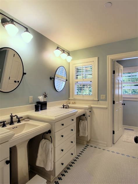 Jack And Jill Bathroom Ideas jack and jill bath design pictures remodel decor and