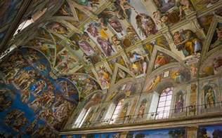 Cheapest Wall Murals an artist s dream canvas the sistine chapel traveler