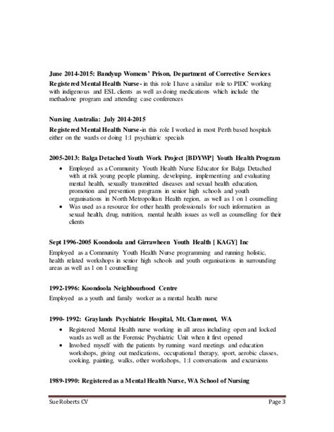 Resume Writing Workshop Curriculum Resume Healthcare Objective For Resume