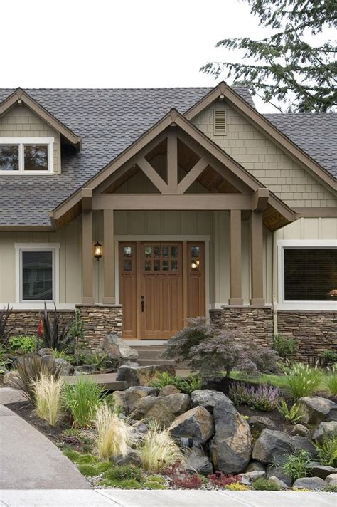 ranch house plans country style halstad craftsman ranch 1000 ranch landscaping ideas on pinterest yard