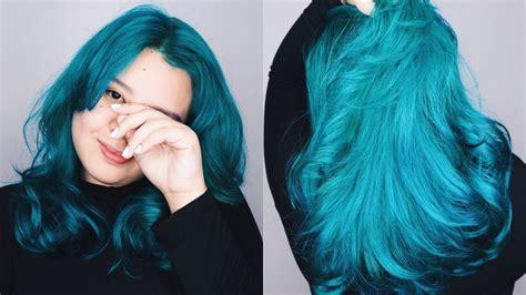 aquamarine hair color how to color your hair blue aquamarine philippines