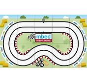 Racing Track Cake Ideas And Designs