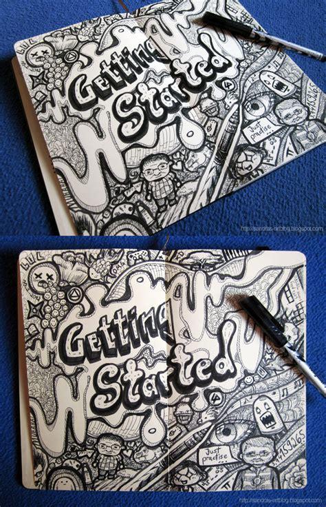doodle how to get started getting started doodle by sadako xd on deviantart