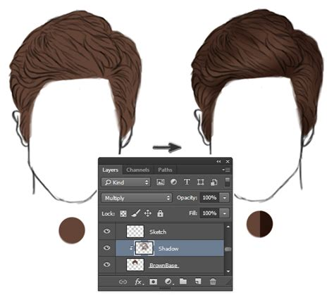 hairstyle photoshop cs6 adobe photoshop hairstyle brushes chafornali s diary