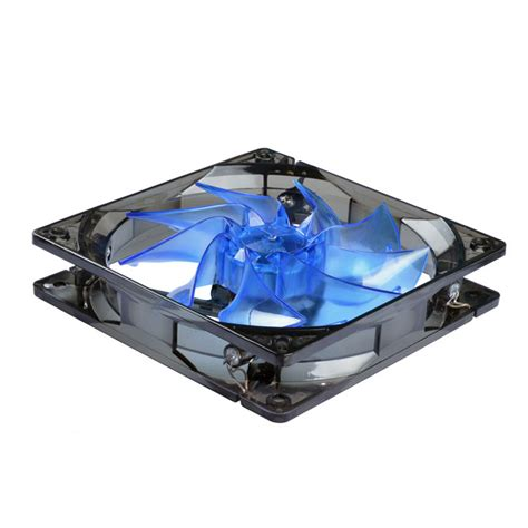 120mm case fan silent computer case fan 120mm quiet edition high airflow led fan