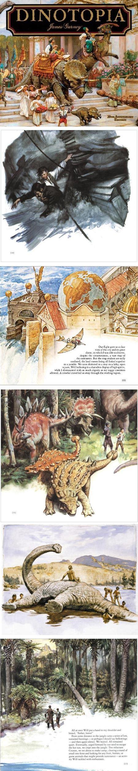 Pdf Dinotopia Land Apart Time Anniversary by Dinotopia 20th Anniversary Edition Lines And Colors
