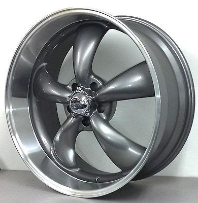 Gm Truck Wheels For Sale 20 Inch Rev Classic 5 Spoke Gray Wheels 5 Lug Chevy Truck
