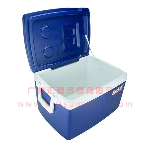 Freezer Box 50 Liter esky 50l liter fishing box incubator freezer cold chain capacity pu insulation in fishing bags