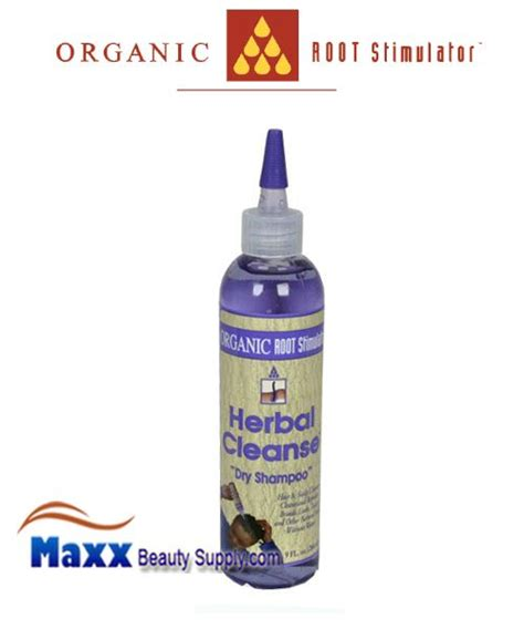 Ors Detox by Organic Root Stimulator Herbal Cleanser Shoo 8 5 Oz