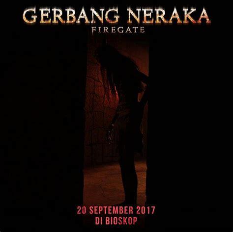 film horor gerbang neraka seram ini sosok badurakh hantu perempuan kurus kering
