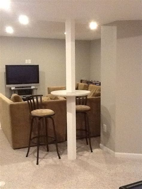 25 best ideas about basement pole covers on