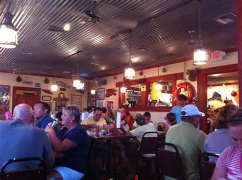 Captains Table City by Casual Picture Of Captain S Table Fish House Restaurant Panama City Tripadvisor