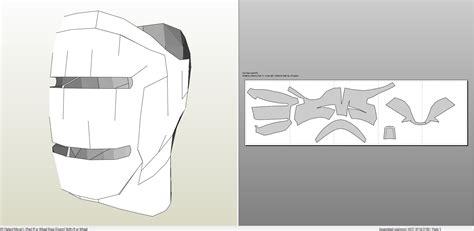 iron foam armor templates iron mk iii armor foam pepakura eu
