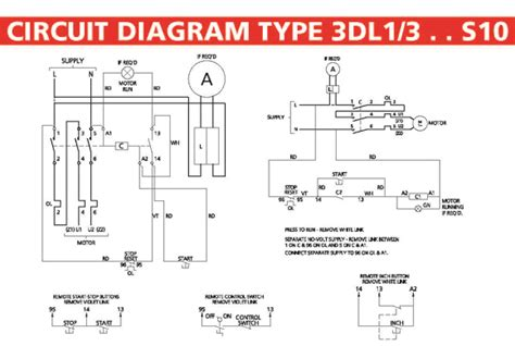single phase motor soft starter circuit diagram 1 single