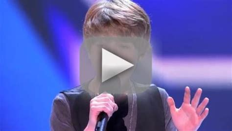 justin bieber on x factor audition reed deming on the x factor the next justin bieber the