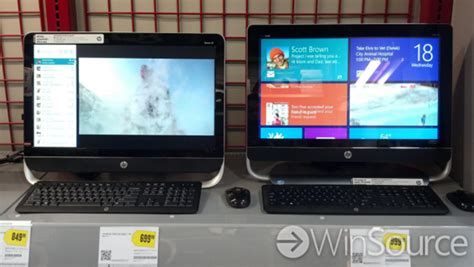 Best Buy Desk Top Computers Windows 8 Pcs Now Available On Display For Trial At Best Buy Notebookbee