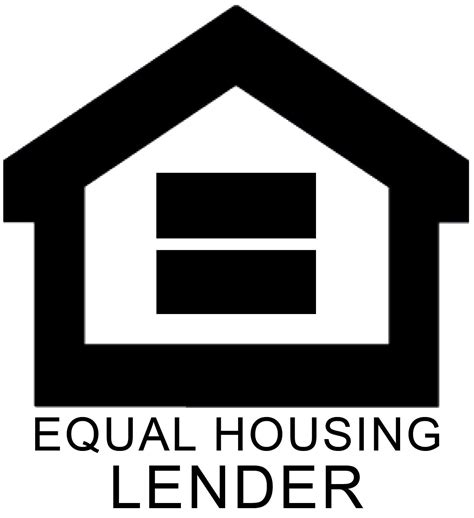 equal housing lender logo equal housing lender logo vector bi double you