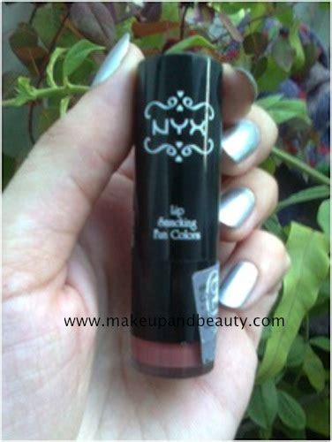 Lipstik Nyx Milan nyx lipstick milan review swatch indian makeup and