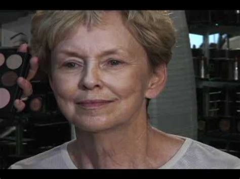 eyebrows on women over 50 eyebrows tutorial for the mature woman youtube