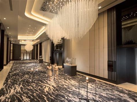 foyer hotel conrad manila hotel philippines ballroom foyer