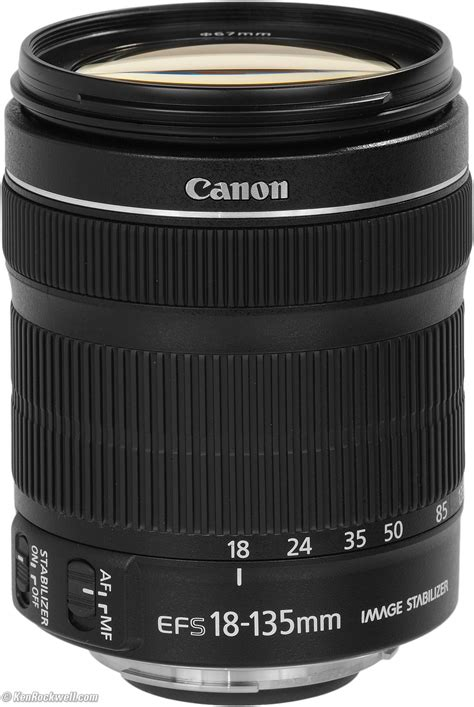 canon 18 135mm stm review