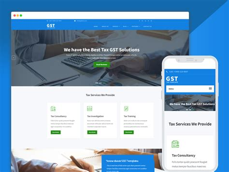 Best Bootstrap Responsive Web Design Templates 40 Ease Template Pest Website Design Templates