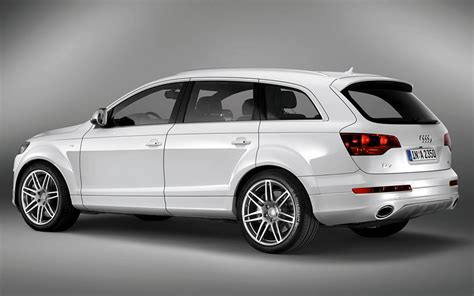 Audi Q7 V12 Tdi Price by 2008 Audi Q7 V12 Tdi Quattro Specifications Photo