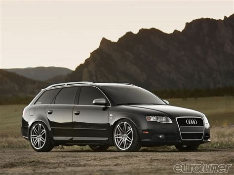 Audi Avant S4 by 2007 Audi S4 Avant Eurotuner Magazine