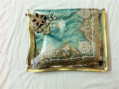 indian decoration ideas   Saree Decoration Tray   B & B