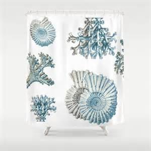 Coral And Aqua Curtains Shop Aqua Coral Curtains On Wanelo