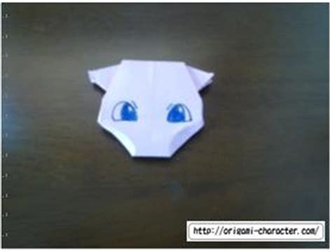 Origami Mew - origami how to fold mew origami land