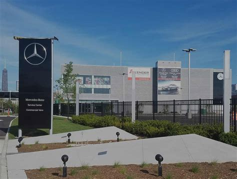 mercedes of chicago service new mercedes work vehicles and expert service for chicago