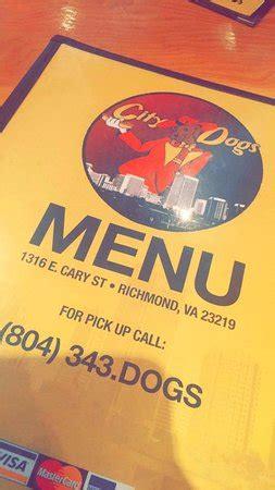 city dogs richmond va city dogs richmond restaurant reviews phone number photos tripadvisor